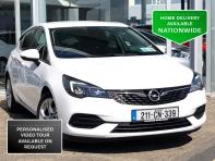 Opel Astra SRI-1.2 TURBO